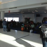 Photo taken at Gate 20 by Alan C. on 3/17/2013
