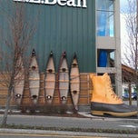 Photo taken at L.L.Bean by Robin S. on 4/14/2013