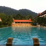 Photo taken at Koh Chang Resortel by Lucky Destroyer on 2/25/2013