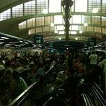 Photo taken at Poupatempo by Ubirajara on 12/28/2012