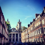 Photo taken at St. John's, Smith Square by Charlie M. on 6/4/2013