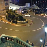 Photo taken at Circuit de Monaco - Courbe De Loews by Amine on 8/15/2013