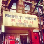 Photo taken at Prosperity Dumpling by jose602 on 7/4/2013