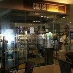 Photo taken at Cigars Lounge by Izmal W. on 5/9/2013