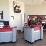 Photo taken at Discount Tire® Store by John D. on 10/18/2013