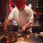 Photo taken at Benihana by Michael on 9/24/2013