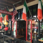 Photo taken at Irish Republic, Ale House by Joe W. on 1/27/2013