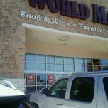 Photo taken at World Market by Patsy on 10/17/2012