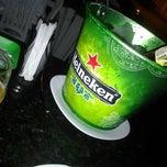 Photo taken at Aquarius chopperia & sushi bar by Ana S. on 6/2/2013
