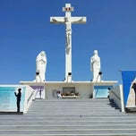Photo taken at Parroquia Divino Redentor by Stephy C. S. on 10/28/2012