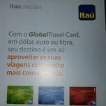 Photo taken at Itaú by Simone S. on 9/26/2012