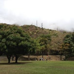 Photo taken at Parque Recreacional La Aguada by Alven on 2/24/2013