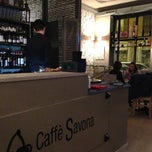 Photo taken at Caffè Savona by Giorgio M. on 1/2/2013