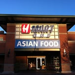 Photo taken at H-Mart by Mody on 4/30/2013