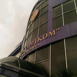 Photo taken at STMIK AMIKOM Yogyakarta by Ngaliman T. on 3/16/2013