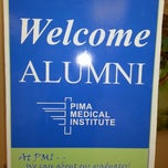 Photo taken at Pima Medical Institute - Mesa by Kris B. on 9/20/2013