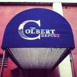 Photo taken at The Colbert Report by Deanna D. on 10/10/2012