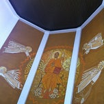 Photo taken at Catedral Santa Teresinha by Leonardo on 10/25/2012