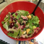 Photo taken at Salad Creations by Natalia on 6/26/2013