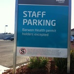 Photo taken at Barwon Health Carpark 2 by Jason G. on 12/18/2012