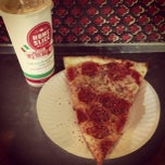 Photo taken at Home Slice Pizza by Erik on 1/28/2013