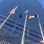 Photo taken at 7 World Trade Center by Danilo O. on 1/18/2013