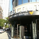 Photo taken at The Scout Waterhouse + Kitchen by Gregory C. on 9/19/2012