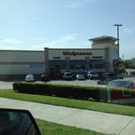 Photo taken at Walgreens by Christina on 8/9/2013