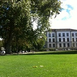 Photo taken at Stadtgarten by Tabea on 9/27/2012