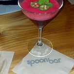 Photo taken at Spoonbar by Evonne S. on 7/21/2013