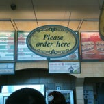 Photo taken at SUBWAY by Marvin on 12/20/2012