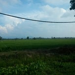 Photo taken at Stadium mini Kg Raja by Syamiza Z. on 3/29/2014