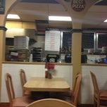 Photo taken at Peppino's Pizzeria & Restaurant by Michael P. on 2/16/2013
