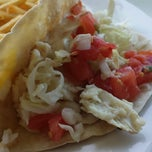Photo taken at Wahoo's Fish Taco by Daniel on 10/23/2014