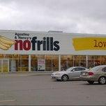 Photo taken at Agostino & Nancy's No Frills by Jarrett T. on 12/20/2012