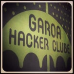 Photo taken at Garoa Hacker Clube by Sergio B. on 4/3/2013