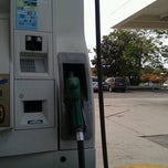 Photo taken at BP by Naidra on 9/17/2012