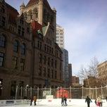 Photo taken at Landmark Plaza by Than T. on 1/18/2013