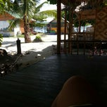 Photo taken at Phi Phi Sand Sea View Resort by Laura C. on 2/7/2013