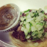 Photo taken at King Taco by Moses on 4/23/2013