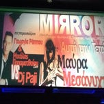 Photo taken at Mirror by Omer H. on 11/30/2013