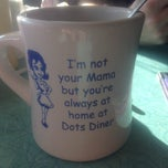 Photo taken at Dots Diner - Williams Blvd. by Dawn on 1/11/2014