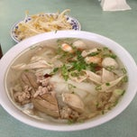 Photo taken at Kim Ky Noodle House by Nancy on 12/21/2012