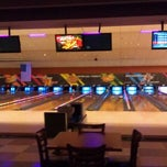 Photo taken at AMF Kegler's Lanes by Katherine H. on 9/21/2012