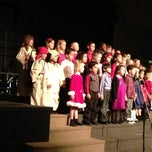 Photo taken at South Valley Community Church by Mark Z. on 12/14/2012