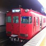 Photo taken at 栄町駅 (Sakaemachi Sta.) by Super W. on 6/14/2013