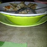 Photo taken at Warung Makan Sop Iga Sapi Bambu Kuning by ANTO_nif n. on 12/10/2012