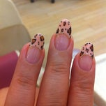 Photo taken at Marie NAILS by Mrs. Tangster on 9/24/2012