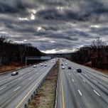 Photo taken at Route 128 by Oleg S. on 12/24/2012