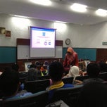 Photo taken at Balai Ilmu IPG Raja Melewar by Ahmad Afiq Affandi on 7/2/2013